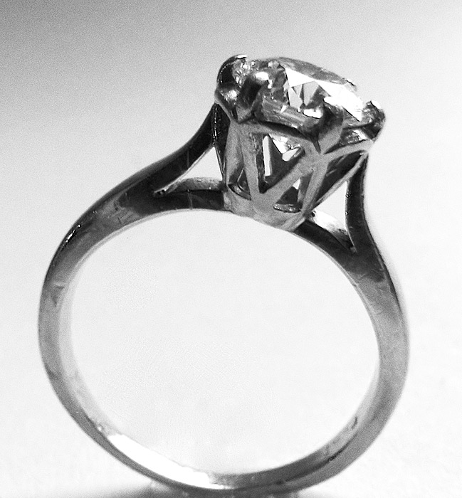 This Diamond Ring...